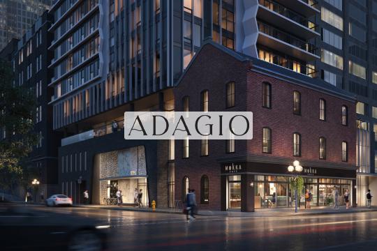Adagio Condos
