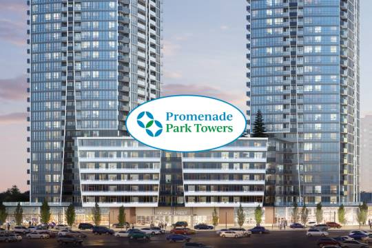 Promenade Park Towers - Phase 2