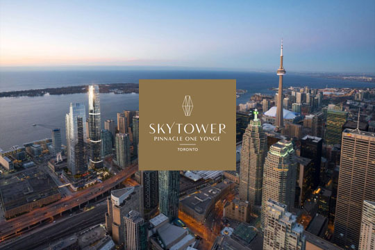 Sky Tower at Pinnacle One Yonge