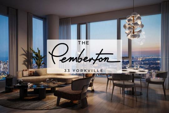 The Pemberton – 33 Yorkville